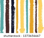 Vertical Stripes Of Thick And...