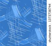 various hatches. seamless... | Shutterstock .eps vector #1373738744
