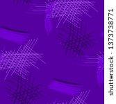 various pencil hatches.... | Shutterstock .eps vector #1373738771