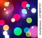 colorful vector illustration... | Shutterstock .eps vector #1373899757
