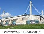 san antonio  tx   oct 14 ... | Shutterstock . vector #1373899814