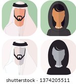 avatar icon profile | Shutterstock .eps vector #1374205511