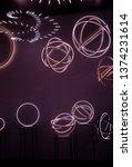 milan italy 04.13.2019  ... | Shutterstock . vector #1374231614