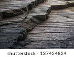 Strata  Slate Or Shale Rock...