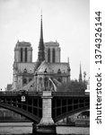 paris  france 10 12 2014  the...   Shutterstock . vector #1374326144