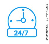 opening hour icon  full...