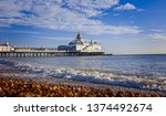 Eastbourne Pier On A Sunny...