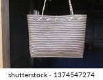 rattan bags products from the use of non-timber forests