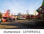 prague   czech republic march...   Shutterstock . vector #1374592511