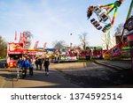 prague   czech republic march...   Shutterstock . vector #1374592514