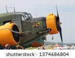 plzen line  czech republic  ... | Shutterstock . vector #1374686804