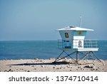 Ventura Pier Lifeguard Tower ...