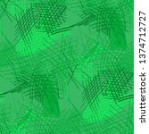 various pencil hatches.... | Shutterstock .eps vector #1374712727