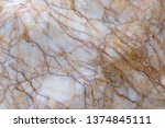 close up of marble stone texture | Shutterstock . vector #1374845111