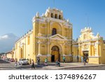 antigua guatemala   march 4... | Shutterstock . vector #1374896267