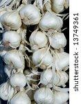 garlic | Shutterstock . vector #13749361