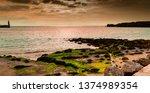 tarifa coast  cadiz  andalusia. ...   Shutterstock . vector #1374989354