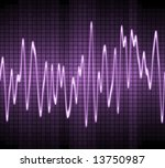 large image of an electronic... | Shutterstock . vector #13750987