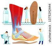 vector flat illustration  big... | Shutterstock .eps vector #1375292444