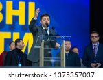 kiev  ukraine april 19  2019 ... | Shutterstock . vector #1375357037