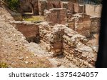 Photo Of A Beautiful Ruins Of...