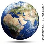 Planet Earth Map Globe....