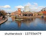 Birmingham Water Canal Network...