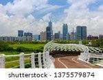scenery of star of cianjhen... | Shutterstock . vector #1375579874