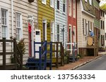 Annapolis Maryland Old Houses