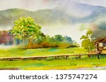 Paintings Watercolor Landscape...