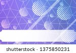 decorative pattern with...   Shutterstock .eps vector #1375850231