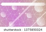 decorative pattern with...   Shutterstock .eps vector #1375850324