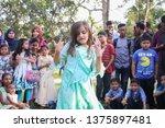 stlhet  bangladesh  23 mar 2019 ... | Shutterstock . vector #1375897481
