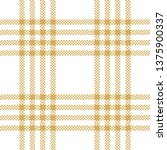 check plaid pattern vector in...   Shutterstock .eps vector #1375900337