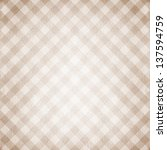 seamless background of plaid... | Shutterstock . vector #137594759