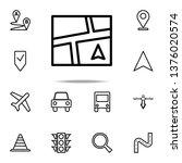navigator screen icon....