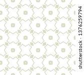 seamless vector pattern in... | Shutterstock .eps vector #1376259794
