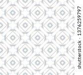 seamless vector pattern in... | Shutterstock .eps vector #1376259797