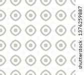 seamless vector pattern in... | Shutterstock .eps vector #1376259887