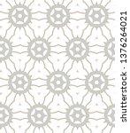 seamless vector pattern.... | Shutterstock .eps vector #1376264021