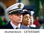 cork  ireland   march 17  ... | Shutterstock . vector #137653685