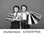 obsessed with shopping and... | Shutterstock . vector #1376557934