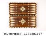 Ottoman Backgammon.made Of...