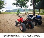 bike sport and atv sport... | Shutterstock . vector #1376584907