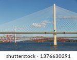 The New Queensferry Crossing...