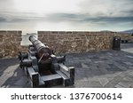 Cannons On The Ramparts Of...