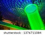 singapore   apr 16  2019  jewel ...   Shutterstock . vector #1376711084