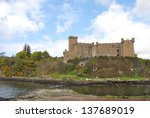 Dunvegan Castle On The Island...