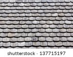 Traditional Wooden Roof Tile O...
