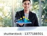 customer experiences concept.... | Shutterstock . vector #1377188501